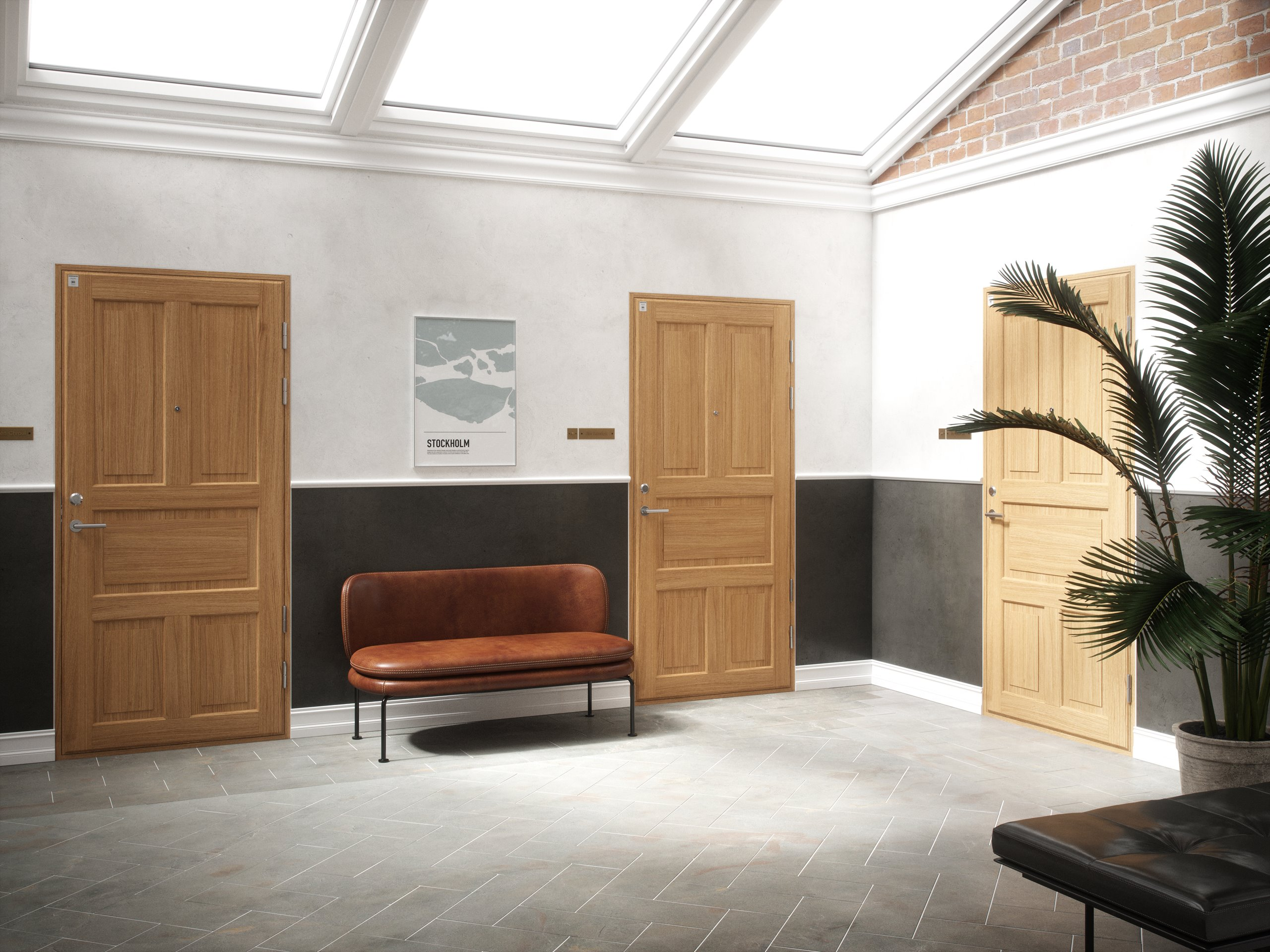 HP-Appartment-Entrance-door-RC1-3-Oak